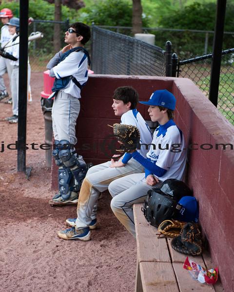 Cerbo Baseball Spring 2012