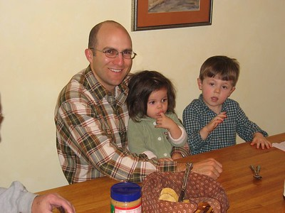 Thxgiving in Lakeville - '04