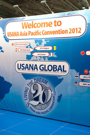 USANA Asia Pacific Convention 2012