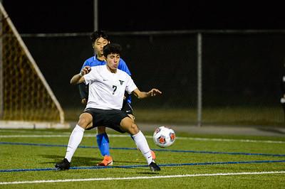 Tigard HS Boys Varsity Soccer vs Grant