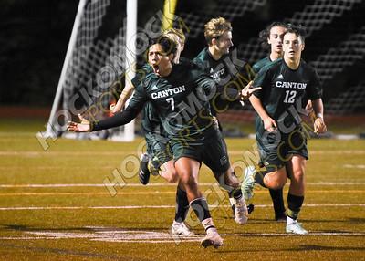 Canton - Sharon Boys Soccer 09-30-21