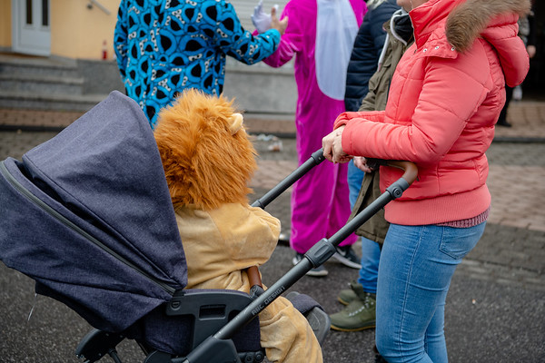 Fischbach Karneval Parade February 2020