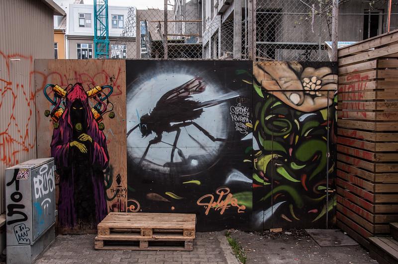 2016.05.20 - Reykjavik, Iceland. Street art.