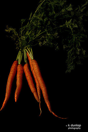 dark vegetables