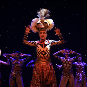 Lion King Dress Rehearsal 1-31-19