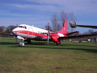 2004-01-25 Cub's Trip to RAF Cosford with 50th Bradwell Cubs