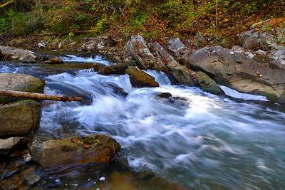 Autumn on Murphy Creek