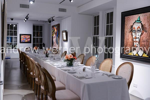 Avenue Magazine x Opera Gallery Dinner 11.13.18