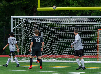 Final free kick and postgame, Set ten: Boys Varsity Soccer v Bridgeport Nisqually Championships 05/15/2019