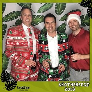 6 décembre 2018 - Brotherfest