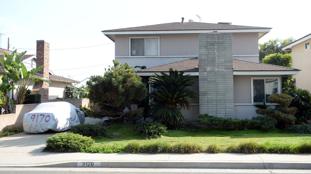. Nakamoto (not pictured) home in Temple City, Calif., on Thursday, March 6, 2014. Bitcoin is a virtual currency.