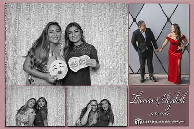 Thomas & Elizabeth Wedding - September 15, 2019