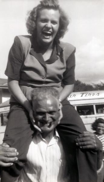 1946 Tony Konyha and Marian Hunter.jpeg