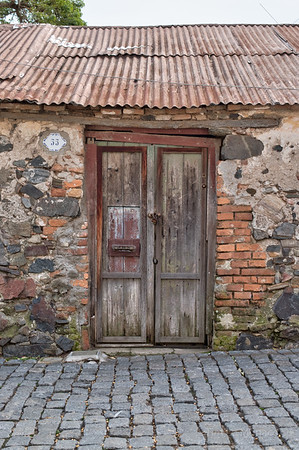 Doors & Windows of Uruguay