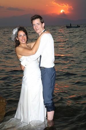 Anna and Everwijn wedding