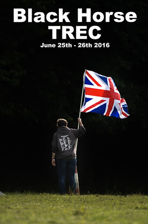 Black Horse TREC, 25th - 26th June 2016