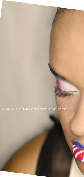Jessie Makeup Shoot
