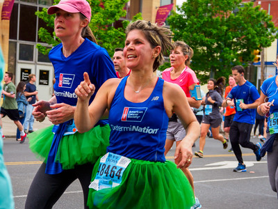 2018 ACS DetermiNation Philly Broad Street Run