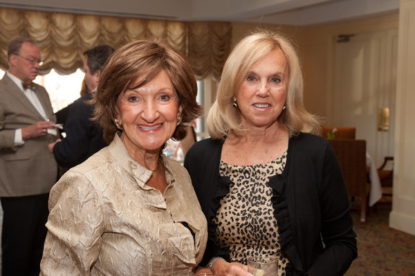 9/21/11 Peterson Society Luncheon