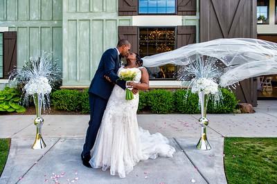 Kendrick D Martin & Tiffany L Rivens Wedding Ceremony 5-27-2021 by Jon Strayhorn