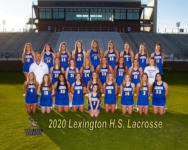 2020 Varsity Girls LAX