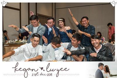 Wedding of Kegan & Luyee