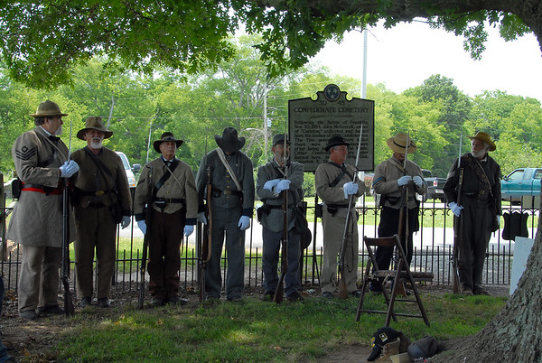 Memorial Day Service 2012