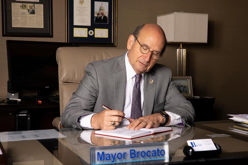 Mayor Head Shots 2020