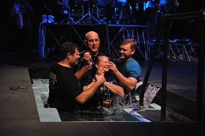 2016-11-27 - 11am Baptism Service