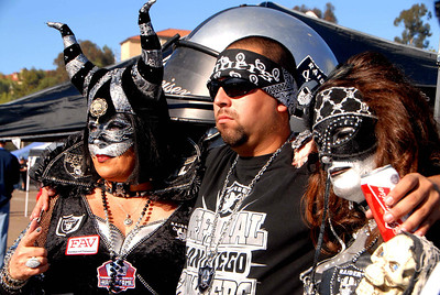Oakland Raider Nation Football