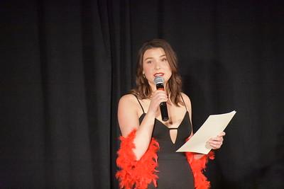 Hanna Burke - Vagina Monologues