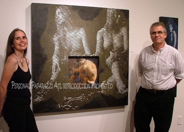 Leslie and Jeff Cohen Art Gallery 2005