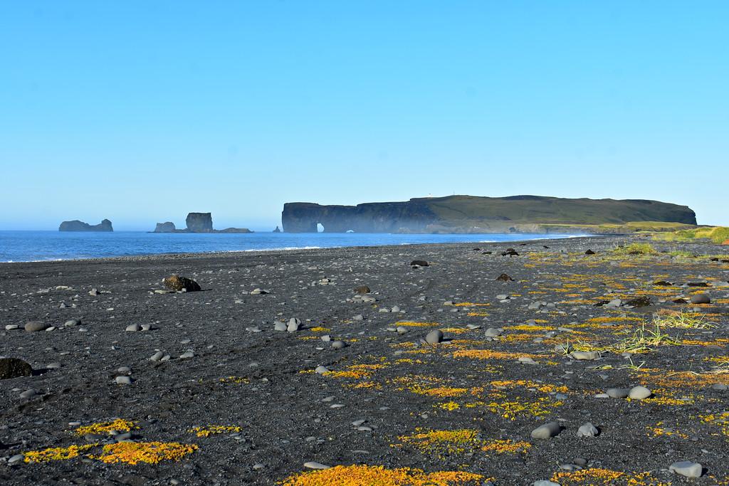 Dyrhólaey  South Coast Iceland