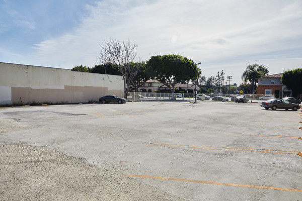 Parking Lots & Basecamps