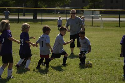 Xavier Soccer Fall 2011