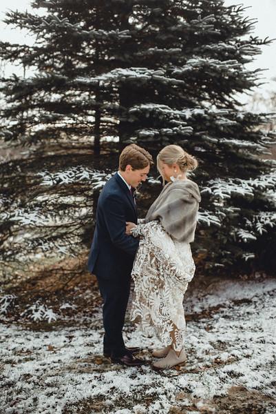 Requiem Images - Luxury Boho Winter Mountain Intimate Wedding - Seven Springs - Laurel Highlands - Blake Holly -560.jpg