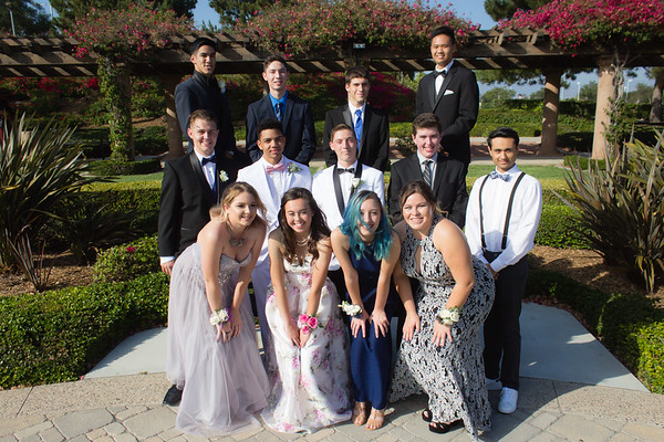 Gabe's Prom Pics