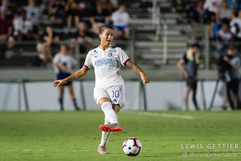 2019 Women's International Champions Cup - NC Courage vs Olympique Lyonnais