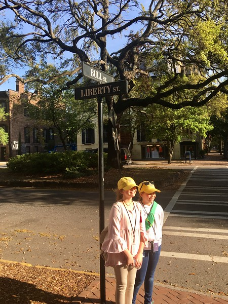 5th Grade Savannah Trip