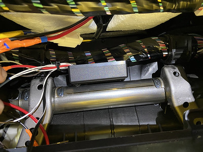 GX Amateur Radio Install