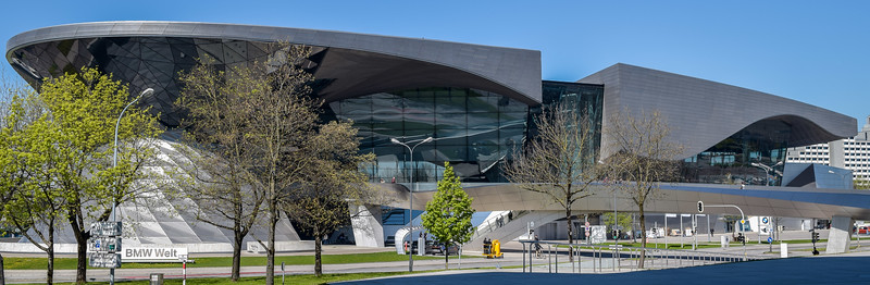 BMW Welt (BMW World), Exhibition Hall
