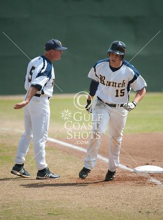 2011-03-12 Baseball Varsity Cypress Ranch v St. Thomas @ STHS