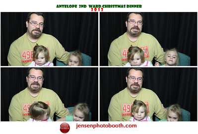 Antelope 2nd Ward 2013 Christmas Party