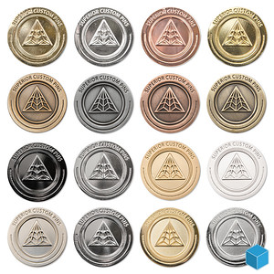 Multi Metal Colors - Superior Custom Pins
