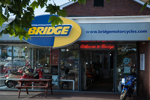 KMUK - Exeter - Bridge Motorcycles
