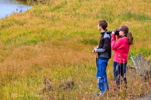 ART247/243 in Yellowstone (10/09-10/10)