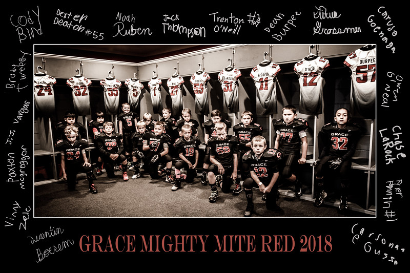Mites Red 2018 Team Locker v003 Matted v001 with Autographs v001.jpg