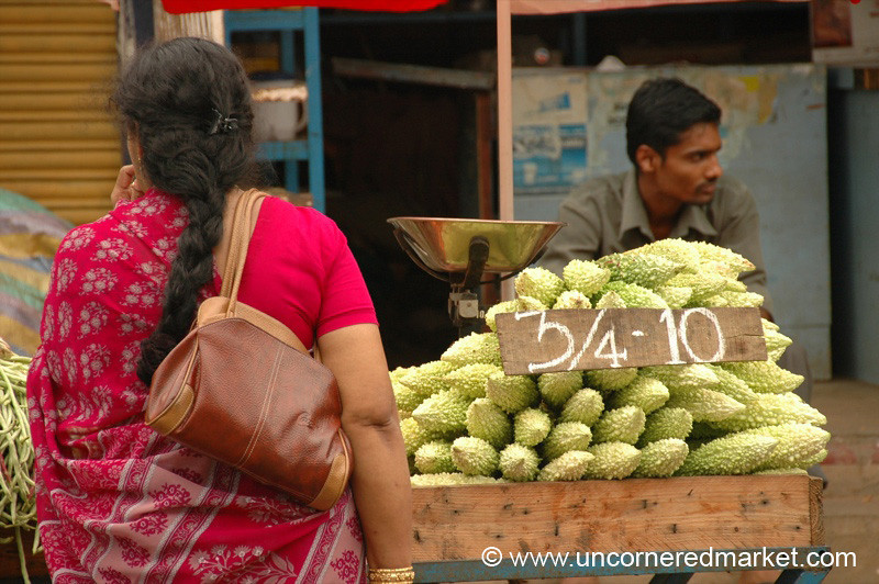 Funky Fruit: Alleppey, India