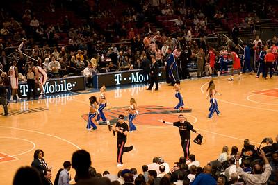 NY Knicks March 2010