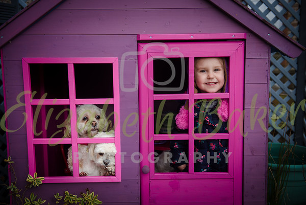 Phoebe, Dotty and Digby